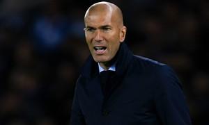 Kết xong La Liga, Zidane gửi