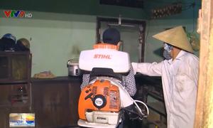 Gia tăng số ca mắc sốt xuất huyết tại huyện miền núi Phú Yên