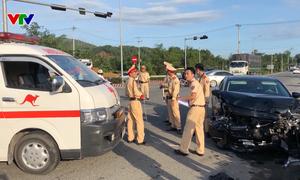 Liên tiếp nhiều vụ tai nạn giao thông tại miền Trung