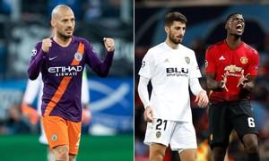 Cục diện 8 bảng đấu Champions League trước lượt trận thứ 3: Nỗi lo của bóng đá Anh
