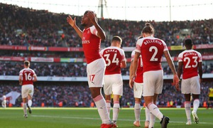 """Trong men say chiến thắng, Arsenal tuyên bố """"khóa sổ"""" ở phiên chợ Đông"""