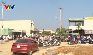 Đà Nẵng: Người dân đổ xô mua đất khu dân cư Hoà Liên