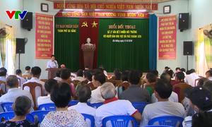 Chính quyền TP. Đà Nẵng đối thoại tìm hướng xử lý ô nhiễm bãi rác Khánh Sơn