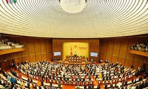 Chương trình làm việc ngày 12/11 Quốc hội khóa XIV