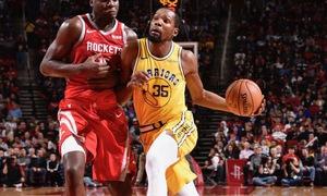 NBA: Golden State tiếp tục nhận thất bại dù các ngôi sao đã làm lành với nhau