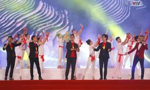 ẢNH: Lễ bế mạc đại hội thể thao toàn quốc đầy màu sắc