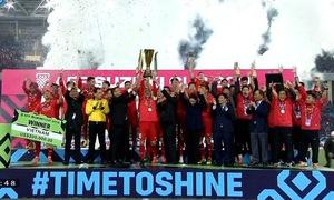 Người dân Đà Nẵng xuống đường ăn mừng tuyển Việt Nam giành cúp vàng AFF Cup 2018