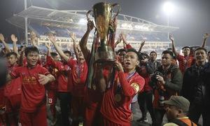 AFF Cup 2018: 5 điểm ĐT Việt Nam