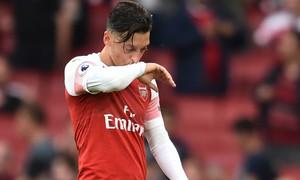 Atletico Madrid muốn giải cứu sao thất sủng của Arsenal