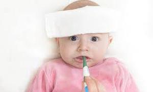 Trẻ bị sốt - khi nào cần nhập viện?