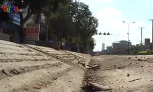 Đẩy nhanh tiến độ cải tạo, chỉnh trang quốc lộ 1A đoạn qua TP Hà Tĩnh