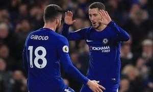 VIDEO: Tổng hợp diễn biến Chelsea 3-0 West Bromwich