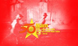 Hồi ức của người trong cuộc về Tổng tiến công và nổi dậy Xuân Mậu Thân 1968