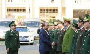 Thủ tướng Chính phủ chúc Tết tại thành phố Đà Nẵng