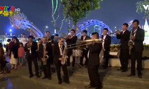 Âm nhạc đường phố - Sức hút về đêm tại Đà Nẵng