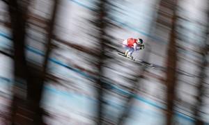 Những hình ảnh ấn tượng trong ngày thi đấu thứ 10 của Olympic PyeongChang 2018