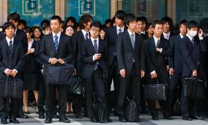 Nhật Bản nỗ lực giảm sức ép công việc cho người lao động