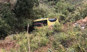 Vụ tai nạn giao thông trên đèo Lò Xo: Xe ô tô bị tai nạn là xe không có giấy phép