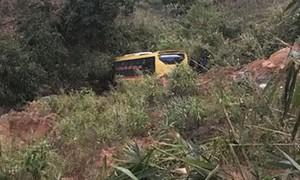 Tai nạn giao thông nghiêm trọng trên đèo Lò Xo, 20 người thương vong