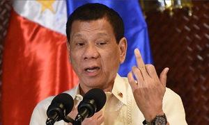 Philippines sẽ rút khỏi Tòa án Hình sự Quốc tế