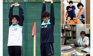 Tuấn Anh sang Hàn Quốc, được bác sĩ nổi tiếng chữa trị chấn thương