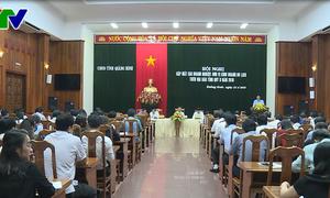 Lãnh đạo tỉnh Quảng Bình đối thoại với doanh nghiệp chuẩn bị mùa du lịch biển