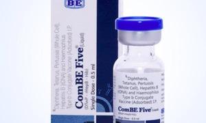 Vắc xin ComBe Five sẽ thay thế vắc xin Quinvaxem trong tiêm chủng mở rộng