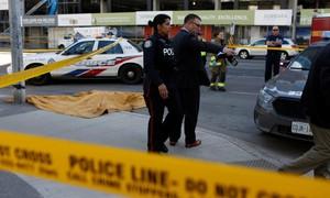 Canada: Xe tải đâm hàng loạt người đi bộ ở Toronto, ít nhất 9 người thiệt mạng