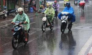 Ngày 6/4, thời tiết ở Trung Bộ chuyển xấu, có mưa dông