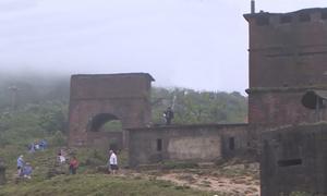 Khai quật khảo cổ tại di tích Hải Vân Quan