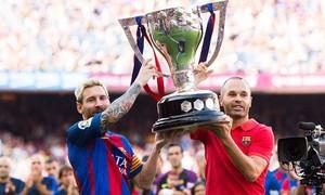 Barcelona làm được điều chưa từng xảy ra tại World Cup