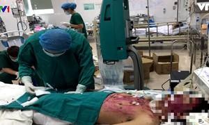 Tự ý dùng thuốc, bệnh nhân mắc thủy đậu tử vong