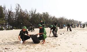 Lễ phát động Chiến dịch hãy làm sạch biển năm 2018 tại Thừa Thiên Huế