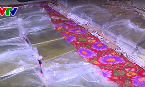 Công an Thanh Hóa bắt giữ các đối tượng mua bán, vận chuyển 60 bánh heroin