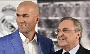 """Zidane thật là kinh tởm"""