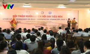 Đà Nẵng: Hội thảo quốc tế về huấn luyện nội soi tiêu hoá