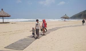 Thời tiết tốt ở vùng biển từ Quảng Trị đến Ninh Thuận