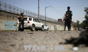 Thêm một vụ nổ lớn gây nhiều thương vong ở Afghanistan