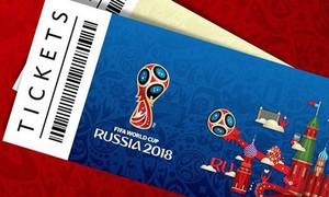 Hàng nghìn cổ động viên Trung Quốc mua phải vé xem FIFA World Cup™ 2018 giả