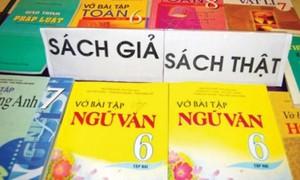 Tình trạng sách giáo khoa lậu trên thị trường Phú Yên