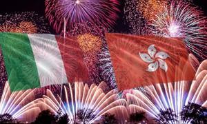 DIFF 2018: Hai đội pháo hoa Italia và Hồng Kông (Trung Quốc) chuẩn bị đêm thi thứ 3