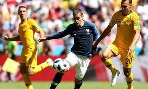 Lịch thi đấu và trực tiếp FIFA World Cup™ 2018 ngày 21, rạng sáng 22/6: Pháp rộng cửa đi tiếp, Argentina chờ chiến thắng đầu tiên
