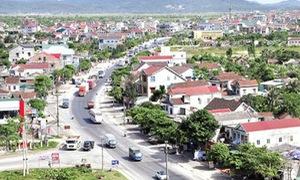 Phê duyệt quy hoạch chung thị xã Kỳ Anh, tỉnh Hà Tĩnh đến năm 2035