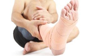 Bong gân và trật khớp trong tai nạn chấn thương