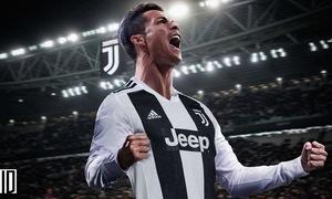 Ronaldo chính thức ra mắt tại Juventus