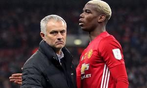 Nếu là Sir Alex chứ không phải Mourinho, Pogba đã bị bán!
