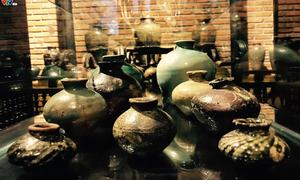 Làng gốm Nhạn Tháp – Vân Sơn (Bình Định)