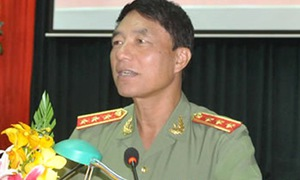 Thượng tướng Trần Việt Tân bị cách chức Ủy viên BCH Đảng bộ Công an Trung ương