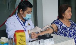"""Tầm soát viêm gan virus miễn phí cho 2.000 người tại Ngày hội """"Gan khỏe sống vui"""""""