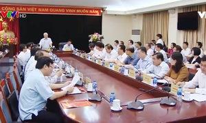 Tổng Bí thư Nguyễn Phú Trọng làm việc với Ban Tuyên giáo Trung ương